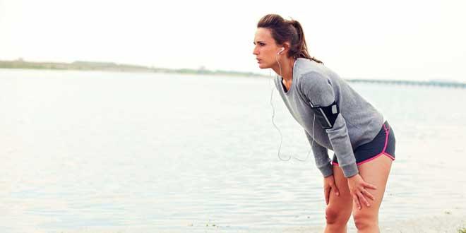 ¿Qué ocurre en los momentos iniciales del ejercicio?