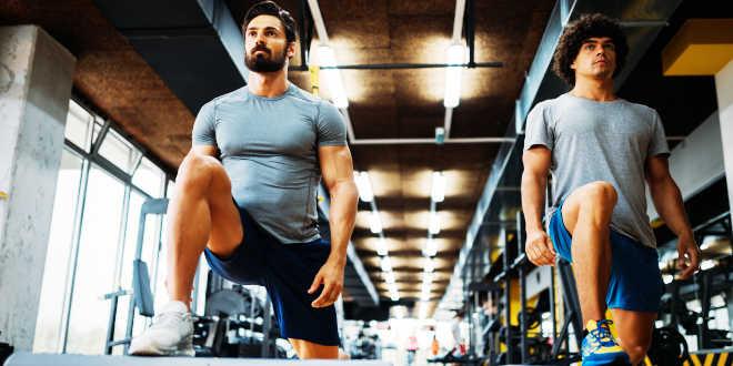 Deporte reducción grasa muscular