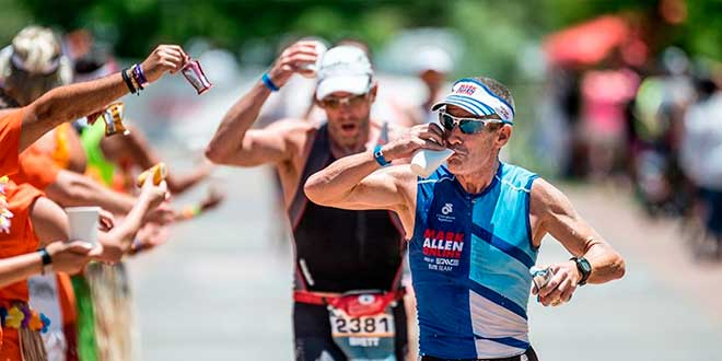 Triathlon et Hydratation