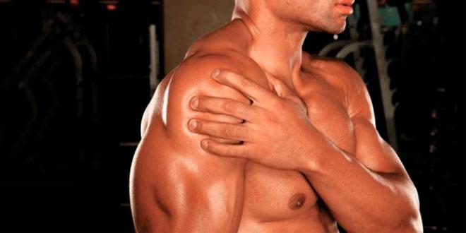 Pinzamiento de hombro: una lesión frecuente en las salas de musculación