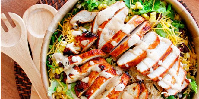5 Recetas sabrosas de pollo