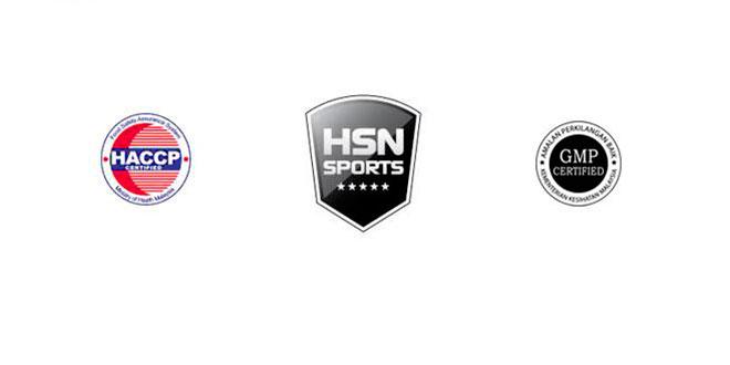 ¿Qué significan los sellos HACCP y cGMP (HSN Sports)?