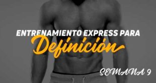 entrenamiento express definición