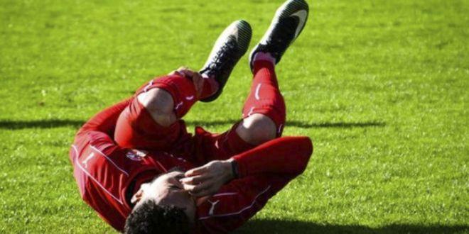 Jugador lesionado
