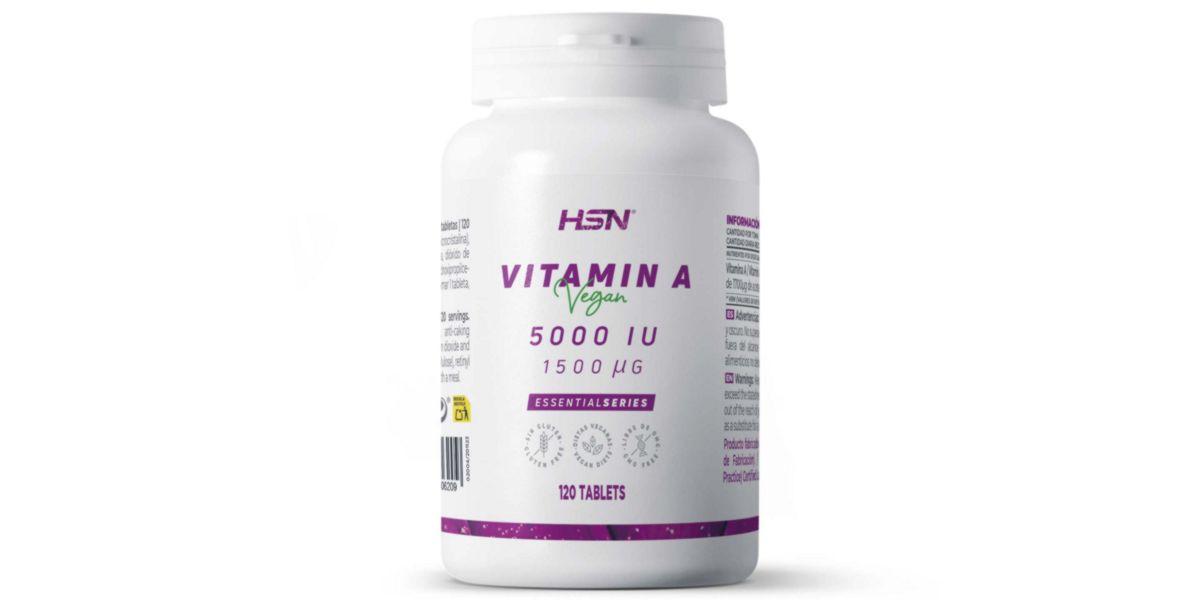 Vitamina A de HSN