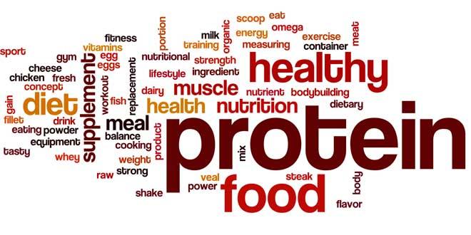 Beneficios proteínas