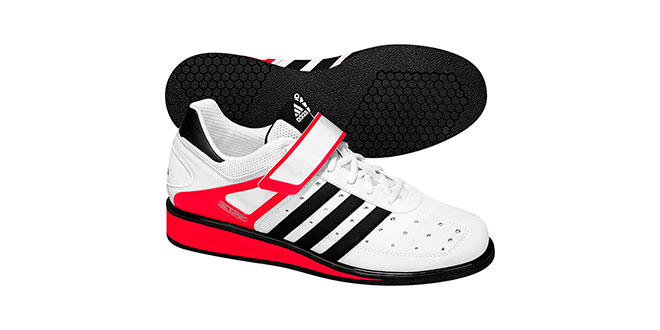 Si practicamos halterofilia es obligatorio por normativa el uso de calzado  específico. 953493c2464c9