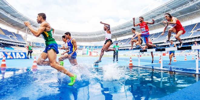 Hierro esencial para deportistas