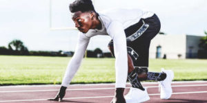 Hierro para deportistas y organismo