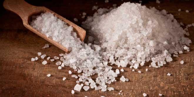 Importancia de la sal