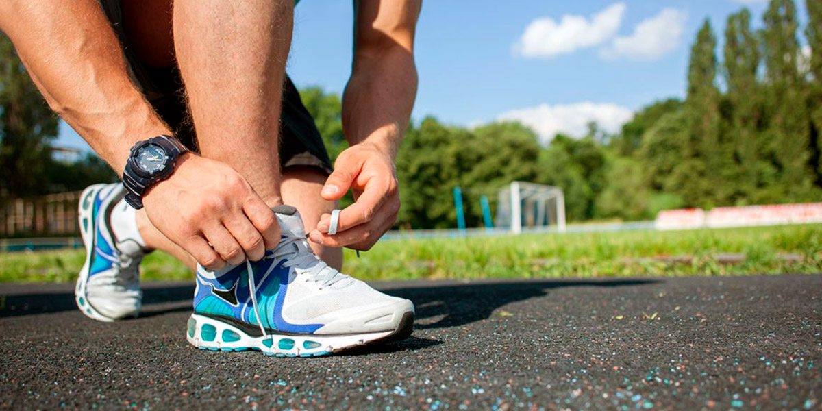Practicar deporte para un vida healthy