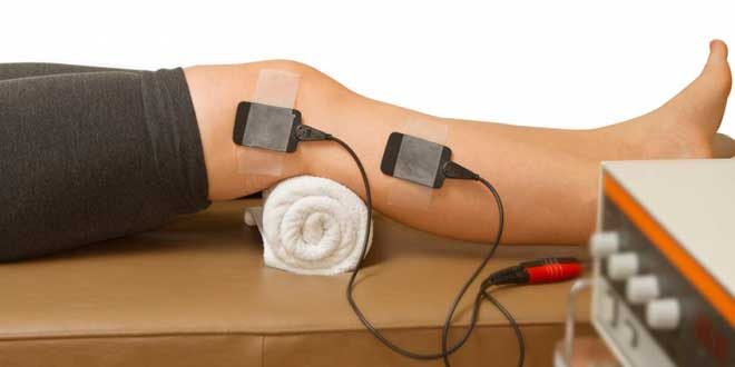 Electroestimulación para rehabilitación