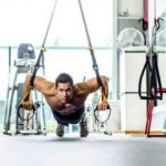 TRX para masa muscular