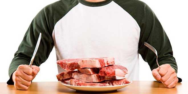 Mito Dieta Altas Proteína