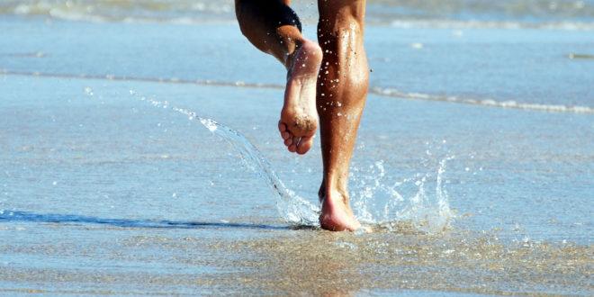 Entrenar descalzo: ventajas y recomendaciones