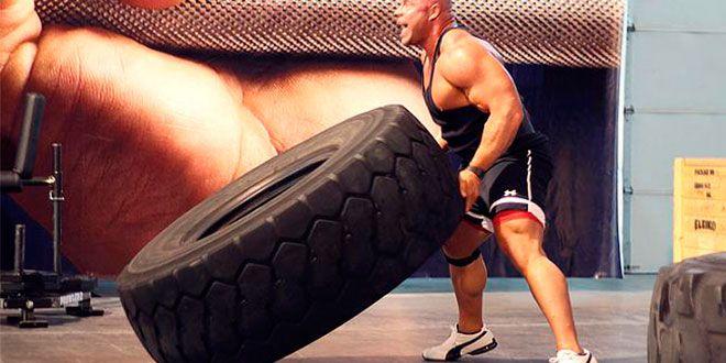 Entrenamiento strongman no sólo para fuerza