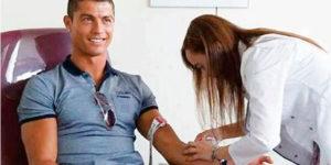 Donación de sangre y deporte