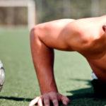 Ejercicios de fuerza en el fútbol