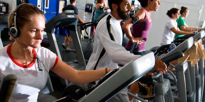 Mayor estrés vascular (y riesgo) después de ejercicio por la mañana