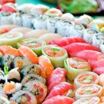 calorías del sushi