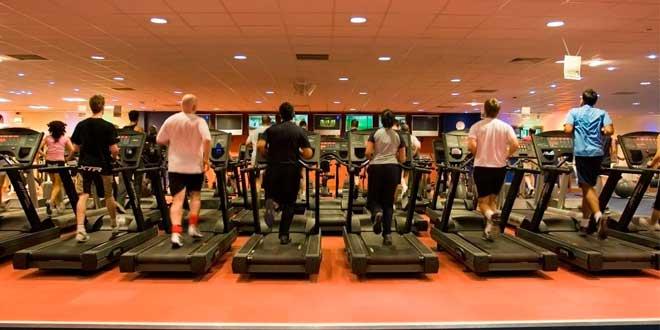 Apuntarse en enero al gym