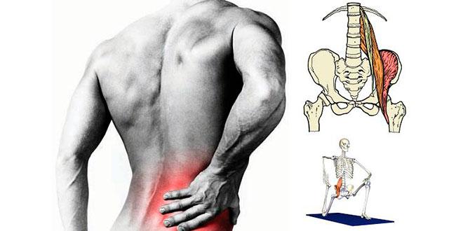 Dolor de espalda: presta atención al psoas