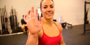 Heridas que limitan el entrenamiento