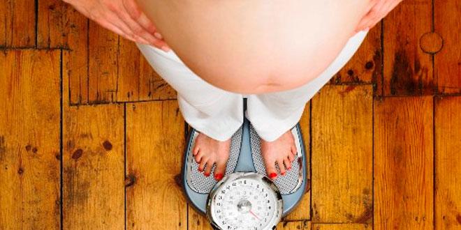 Obesidad antes del embarazo y su influencia en el feto