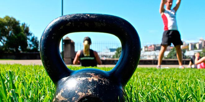 ¿CrossFit ó Entrenamiento Funcional?