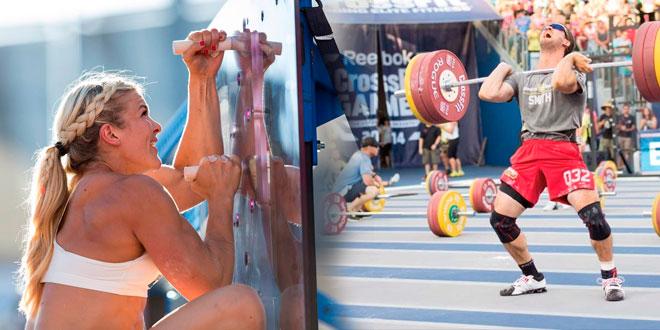 CrossFit, el hombre y la mujer más en forma del planeta
