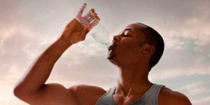 temperatura óptima del agua para hidratarse
