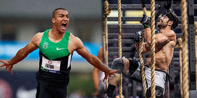 Crossfitter vs Decatleta, ¿quién está más en forma?
