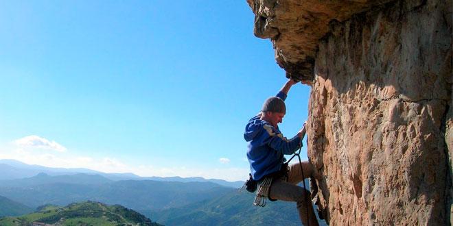 Todo lo que debes saber para iniciarte en escalada