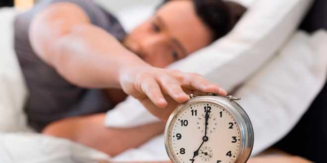 Dormir Correctamente es la Base para Estar Saludable