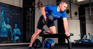 Rutinas en gym para triatlon