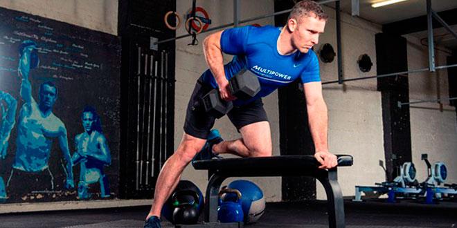 Triatlón: rutinas para el gimnasio (V)