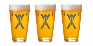 Cerveza post-entreno