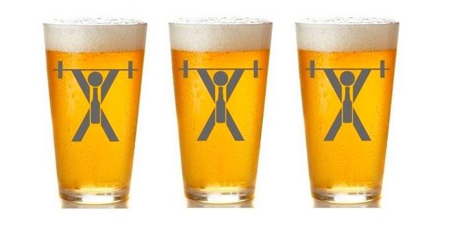 ¿Es la cerveza la mejor bebida post-entrenamiento?