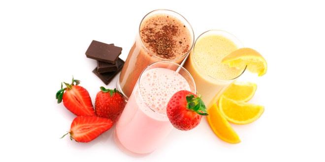 Milk-Shakes de Protéines