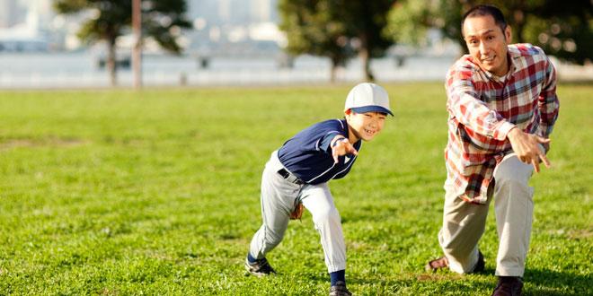 Aprende a compaginar la paternidad con el entrenamiento