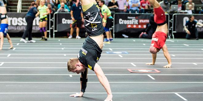 2015 Reebok CrossFit Invitational en Madrid