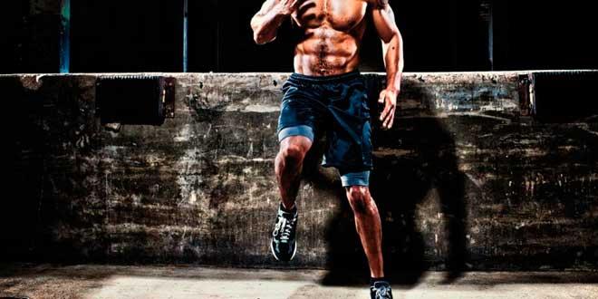 Atletas y Proteína