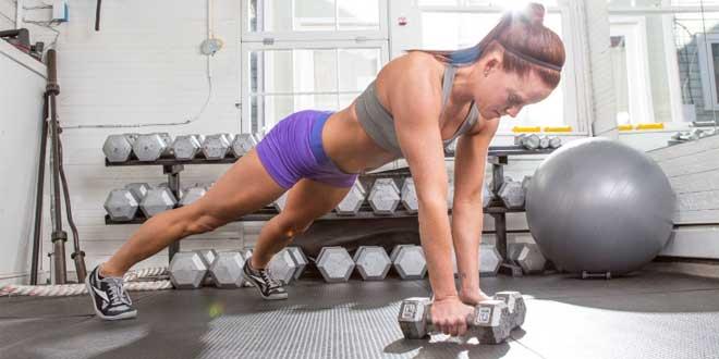 Déficit de calorías por el ejercicio