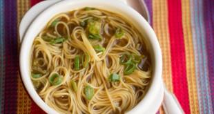 Receta de noodles