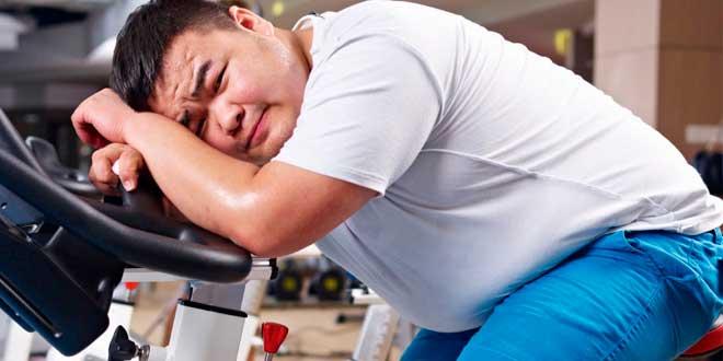 Cuando el ejercicio no funciona para perder grasa