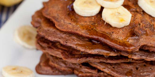 Oat Pancakes with Whey Protein