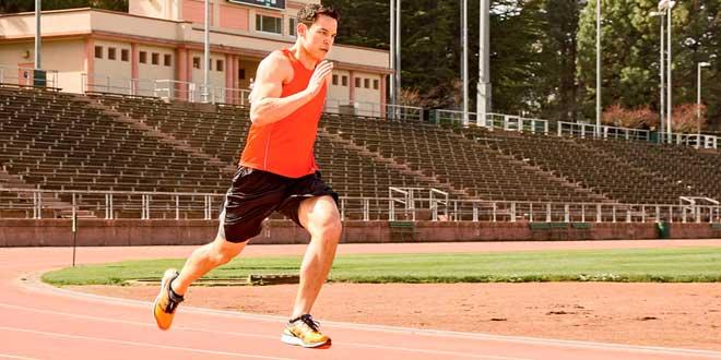 Aumentar de peso y correr