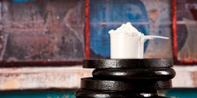 batido de proteínas post entreno