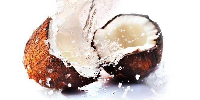 Beneficios del coco