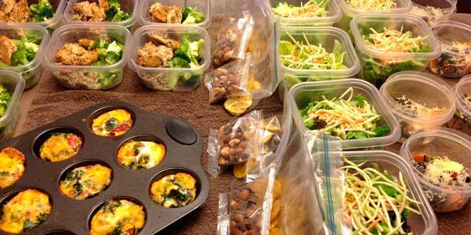 ¿Qué pasa si comes todos los días lo mismo?